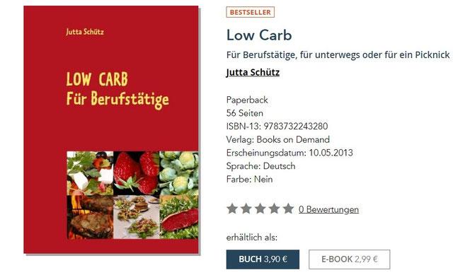 Low Carb: Für Berufstätige