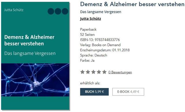 RATGEBER: Demenz & Alzheimer besser verstehen