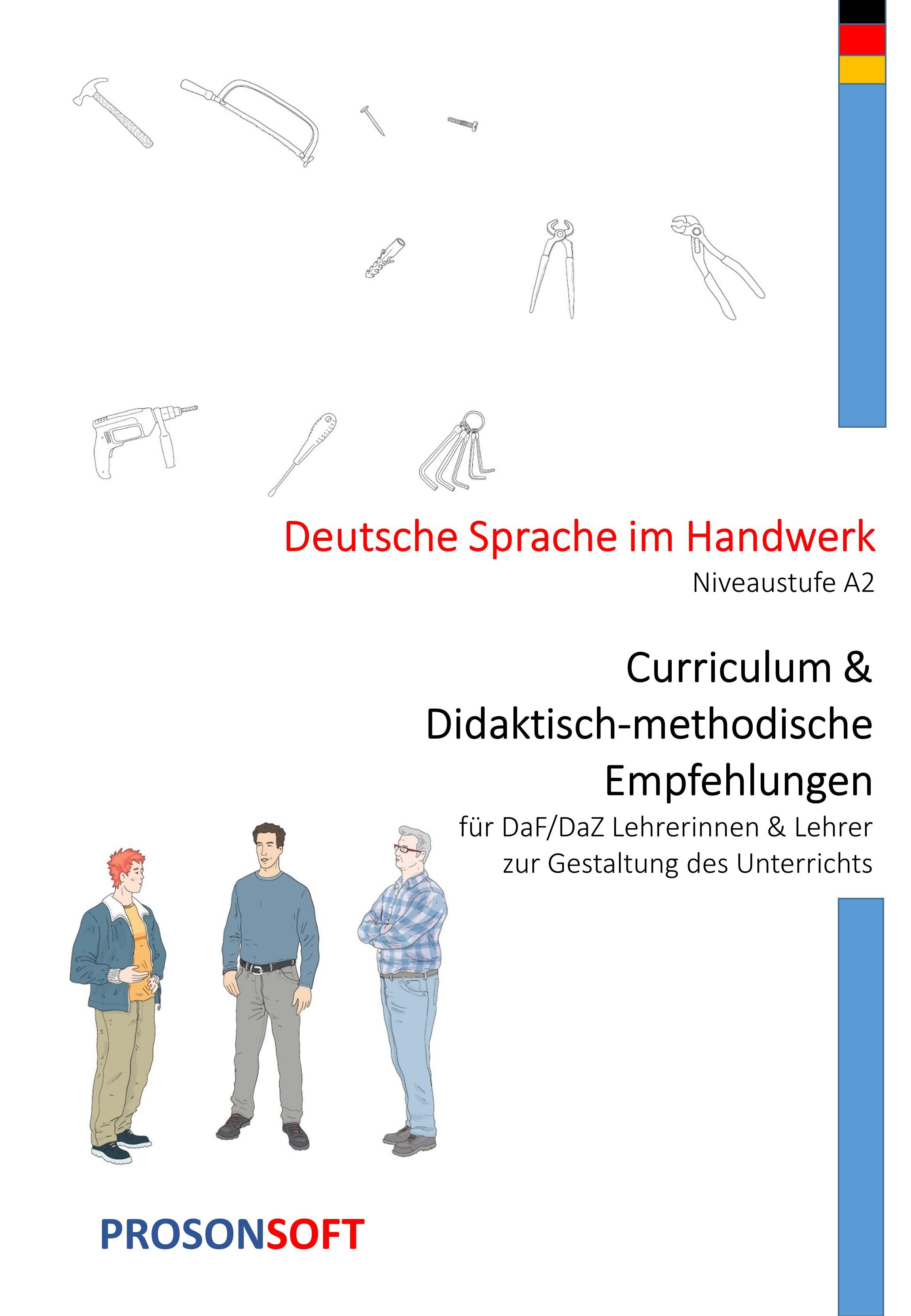 Unterrichtsmaterial für den Deutsch als fremdsprachenunterricht