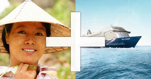 Erlebnis-Kreuzfahrten mit Gebeco Länder erleben