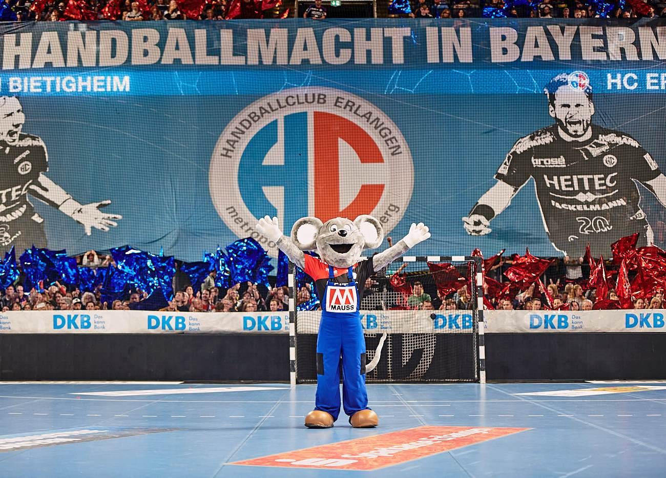 (Jocki_Foto, Erlangen): HC Erlangen verpflichtet ab Juli Europameister Steffen Fäth