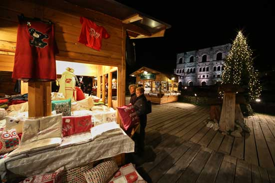 Marché Vert Noël, Aosta - Enrico Romanzi © Enrico Romanzi