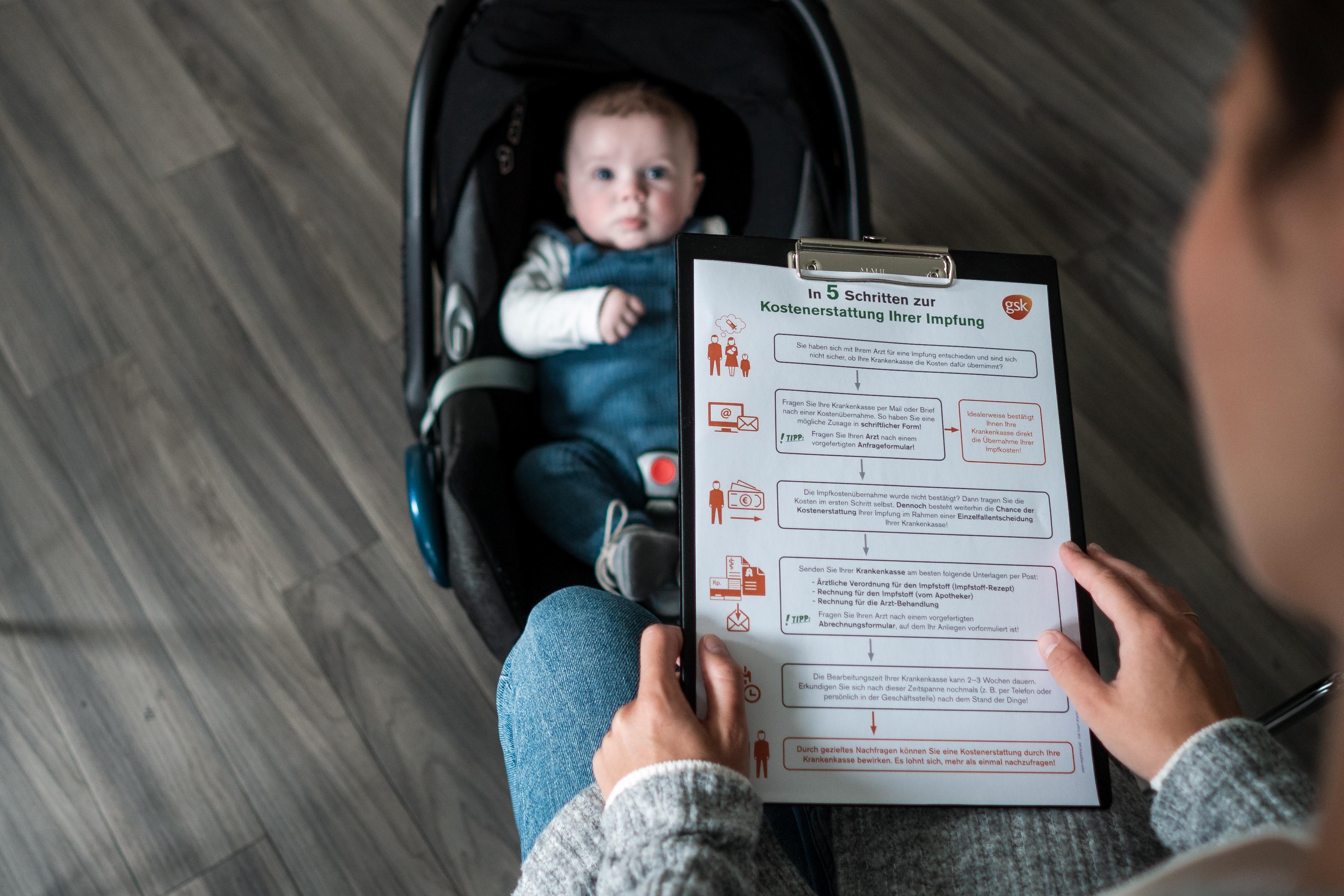 Tipps zur Kostenerstattung von Meningokokken-Impfungen