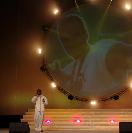 Martin Rietsch alias 2schneidig live in Concert