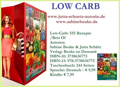 Low-Carb: 555 Rezepte/Best Of