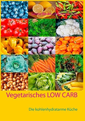 Buchtipp: Vegetarisches Low Carb