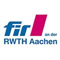 Logo FIR e. V. an der RWTH Aachen