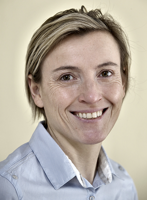 Manja Gebauer ist bei ABConcepts für das unternehmenseigene Qualitätsmanagement zuständig. © Holger Bernert