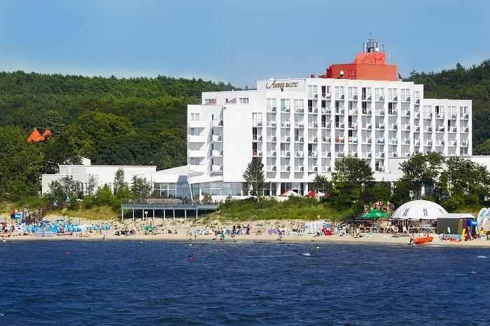 Strandhotel Amber Baltic ****