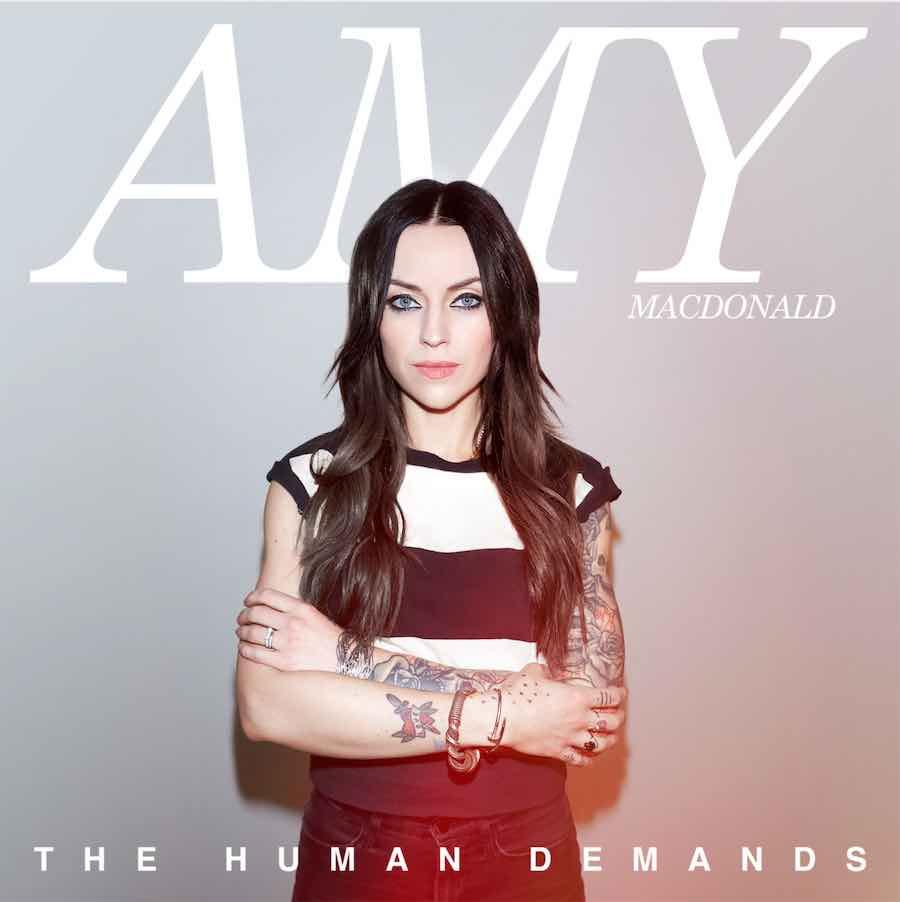 AMY MACDONALD I Album THE HUMAN DEMANDS