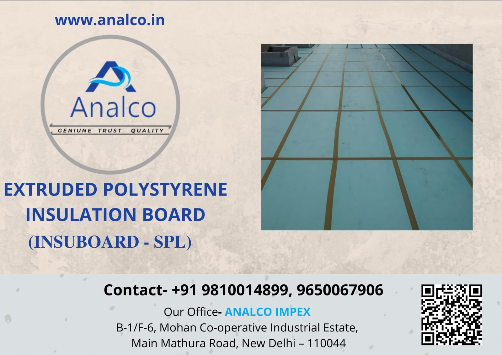 polystyrene insulation board manufacturers and suppliers, extruded polystyrene foam- XPS board service provider, insulation and foam board distributors and suppliers in India