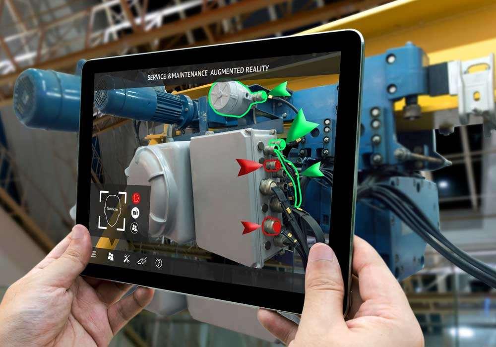 Einzelne 3D-Modelle oder gar komplette Anlagen können in der virtuellen Realität (VR) dargestellt werden