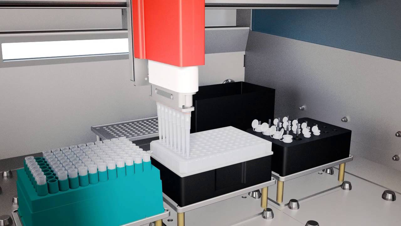 Automated Pipetting System