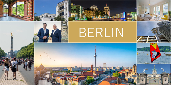 Black Label Immobilien startet neue Eventreihe 'Be Berlin' im mittleren Osten