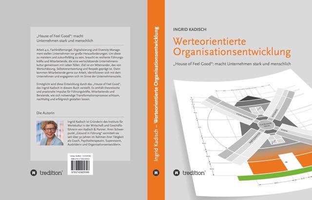 Ansicht Cover Buch: Werteorientierte Organisationsentwicklung