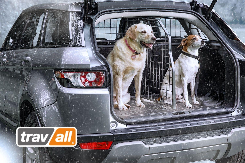 Travall fertigt Hundegitter, Laderaumteiler, Kofferraumwannen und weiteres Autozubehör. © Travall