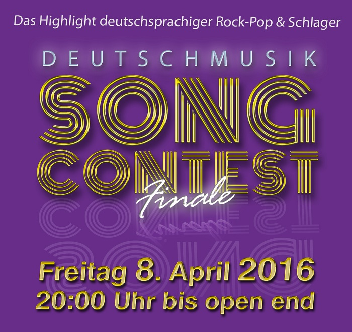Deutschmusik Song Contest  - Finale 2016
