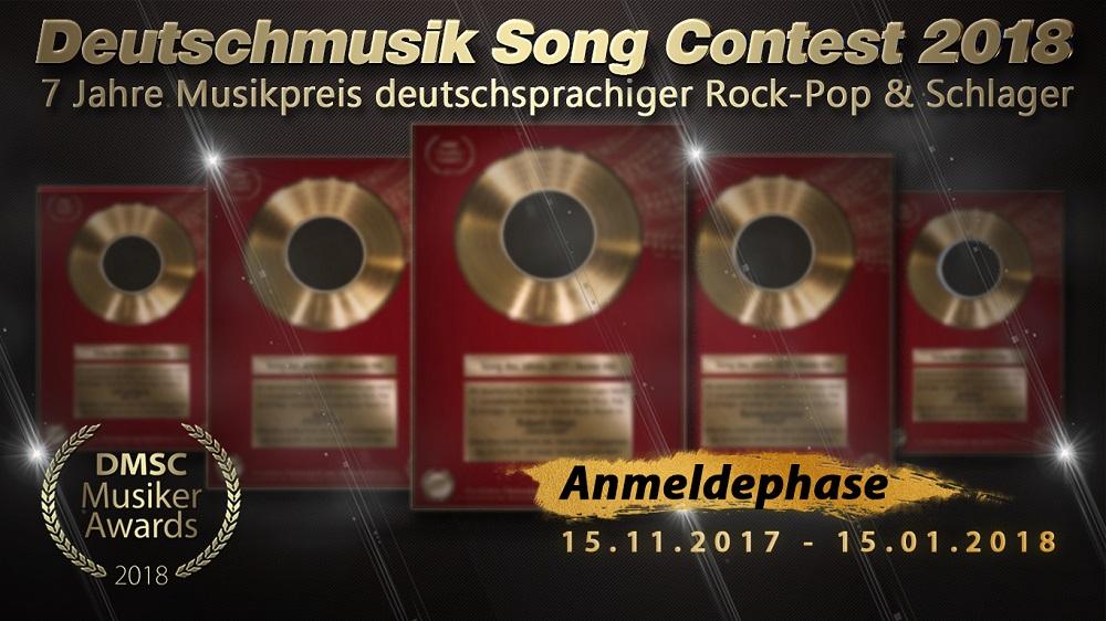 Deutschmusik Song Contest 2018