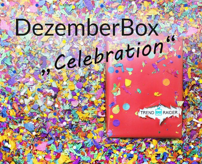 Die CelebrationBox von TrendRaider