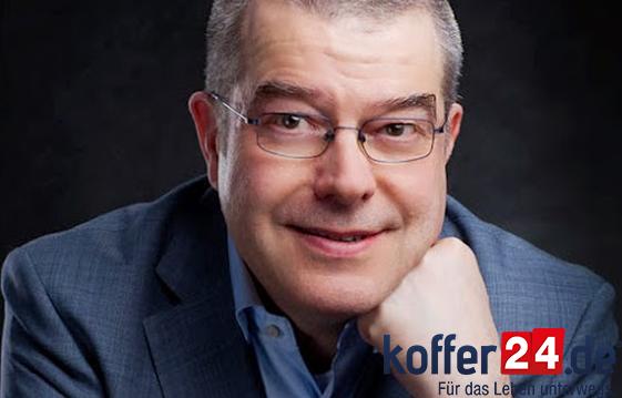 Dr. Joachim Stoll vertraut bei der Modernisierung der Plattform koffer24.de auf die Expertise der SHOPMACHER
