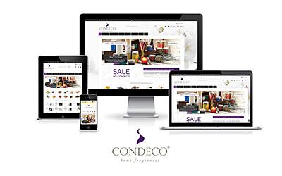 Duftkerzen Shop Condeco