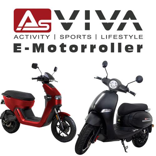 E-Motorroller von AsVIVA