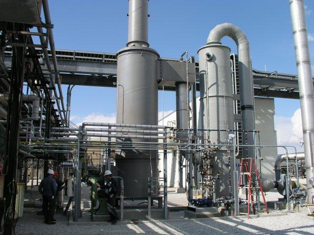 Flue Gas Treatment Systems Market