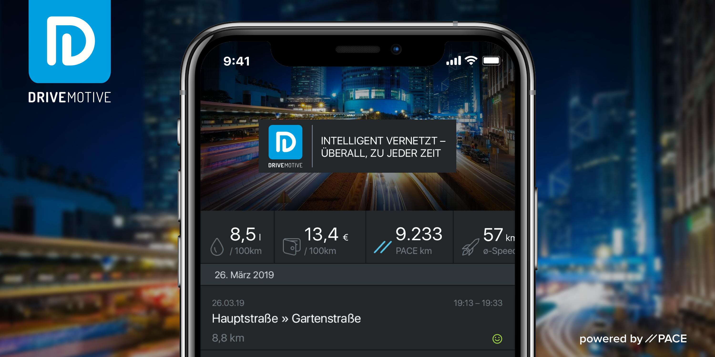 DRIVEMOTIVE vernetzt den freien Aftermarket mit Technologien von PACE