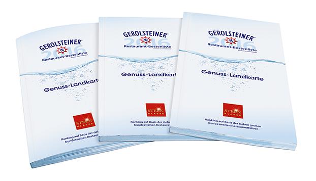 Gerolsteiner Restaurant-Bestenliste 2016