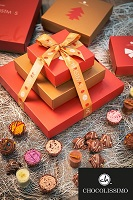 Weihnachtsgeschenke aus Schokolade von CHOCOLISSIMO