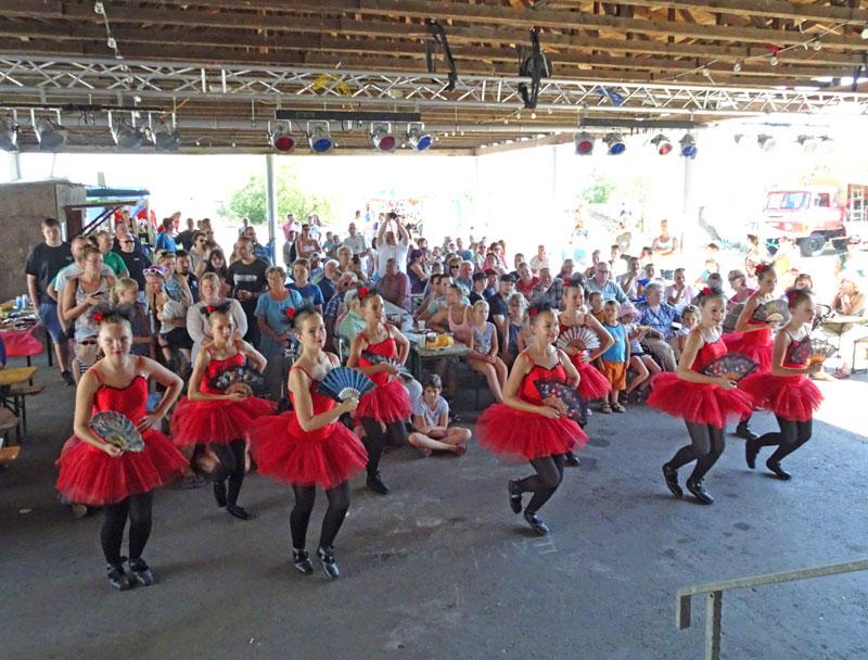 Großes Dorffest Renneritz 2016