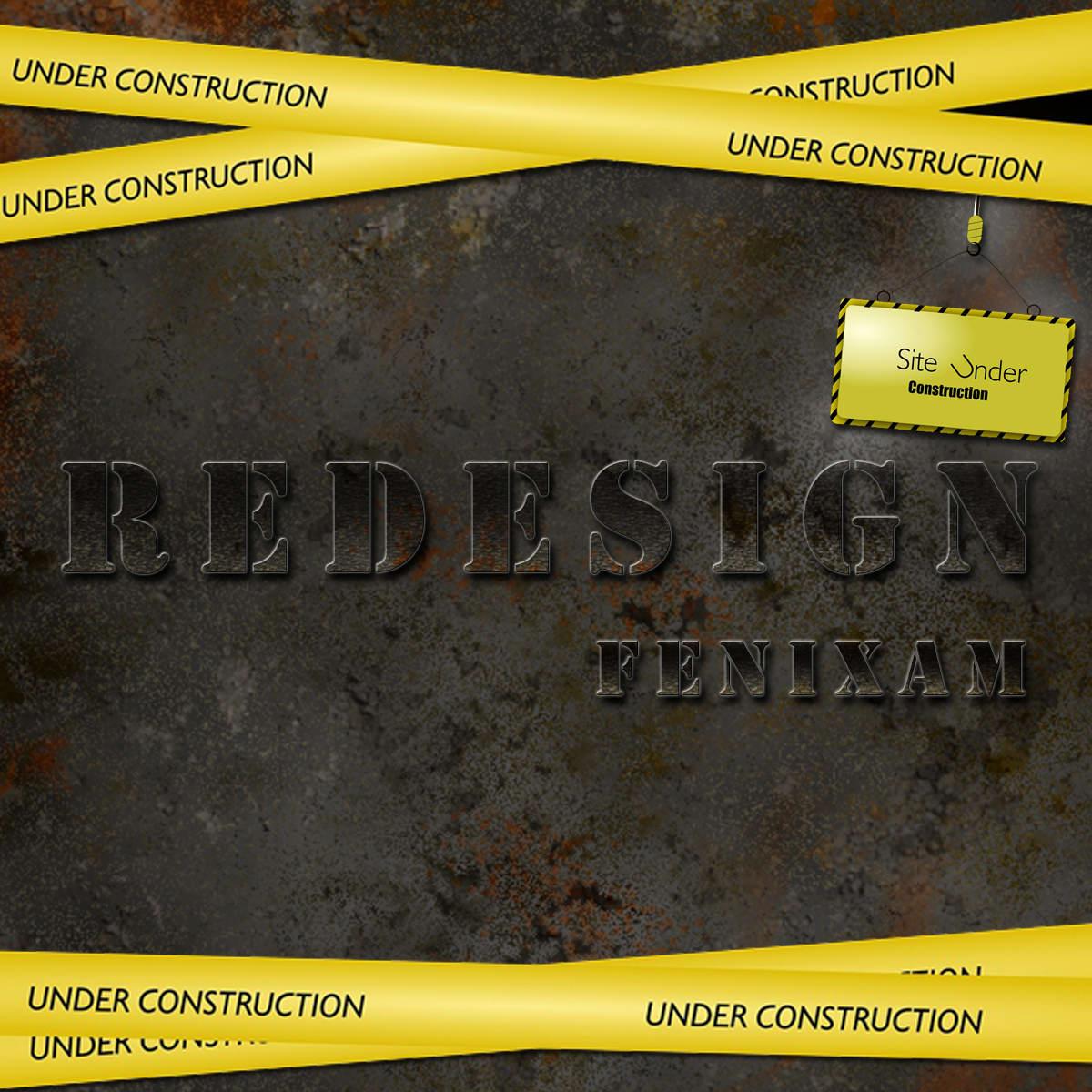 Homepage Redesign Frankfurt Offenbach FenixAM Webdesign