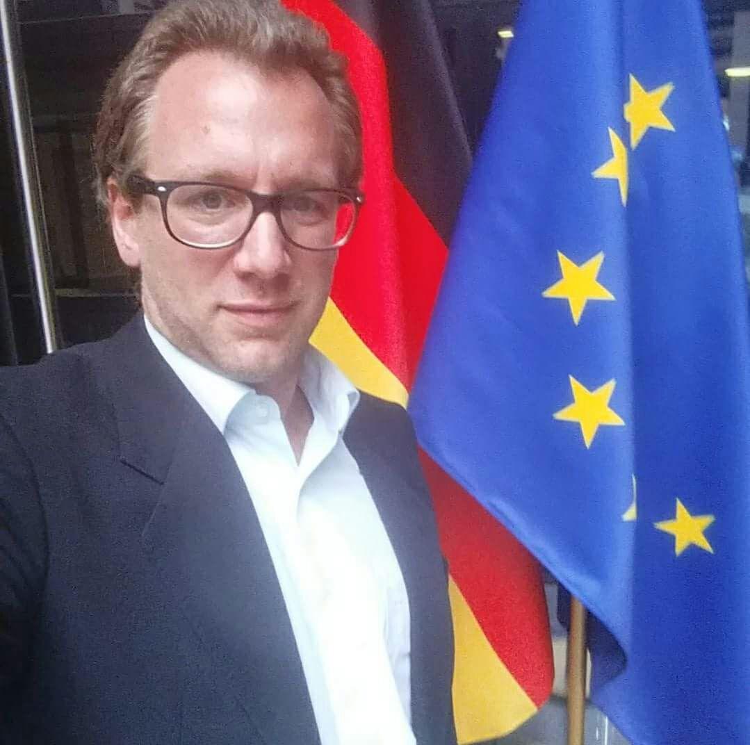 Thilo Schneider kämpft für einen vernunftgeleiteten Klimaschutz - und gegen die Praktiken des VDA