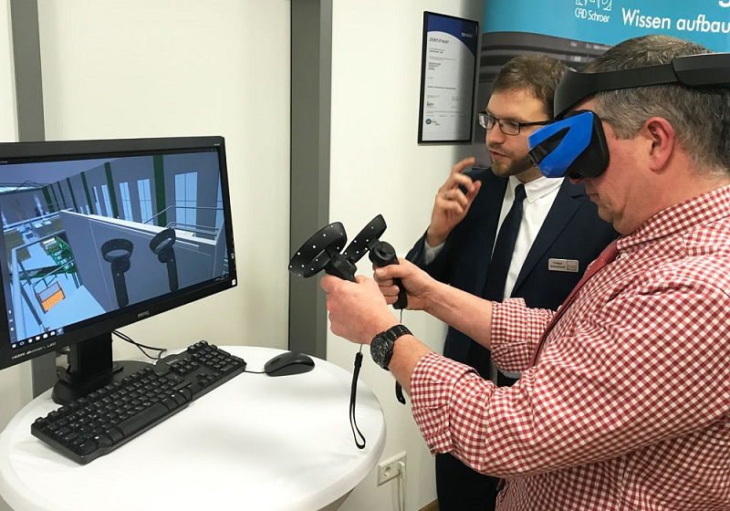 Virtual Reality & Augmented Reality am 6.12.2018 in Moers (NRW)