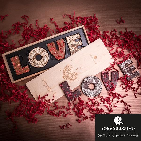 Valentinstags-Geschenke von CHOCOLISSIMO