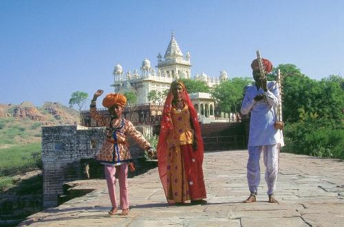 Mit Gebeco Indien in kleinen Gruppen entdecken