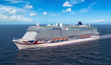 Die Arvia startet am 9. Dezember 2022 zu ihrer Jungfernfahrt