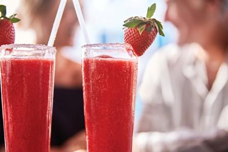Große Auswahl beim neuen Getränkepaket von Princess Cruises
