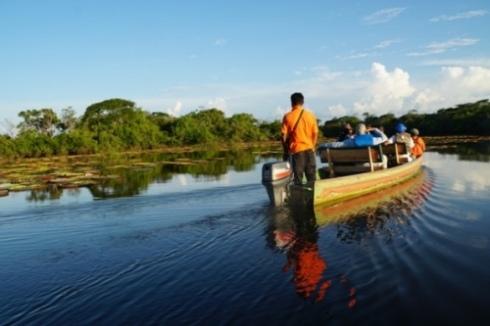 Guyana überzeugt mit nachhaltigem Tourismus. Foto: Hugh Hough