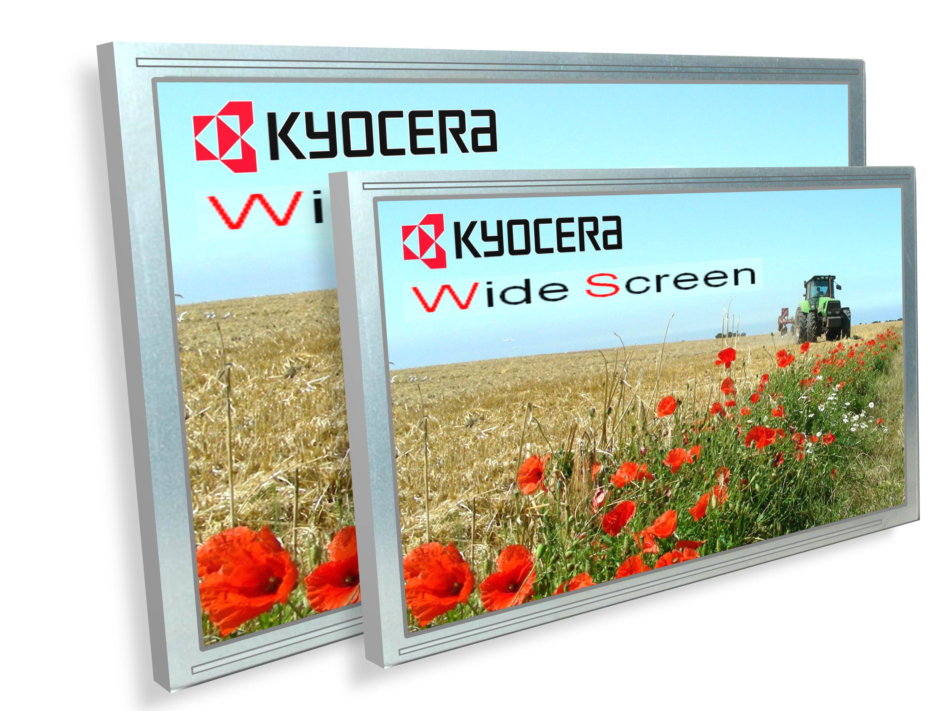 Kyocera Wide Screen TFT-LCD