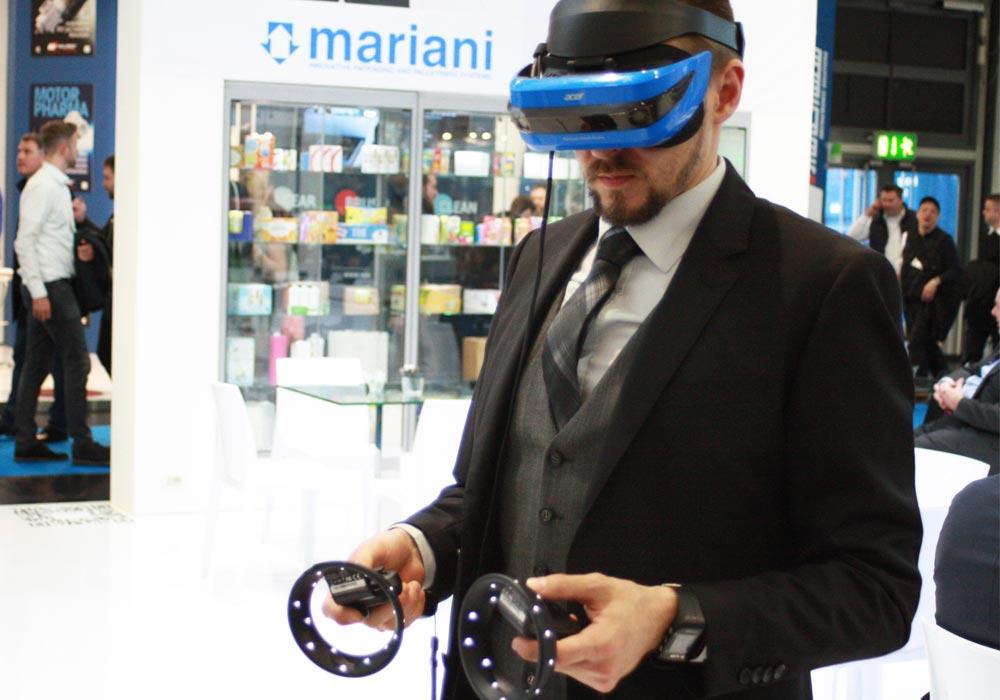Mariani: Die neuesten Verpackungsanlagen virtuell präsentiert