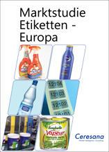 Marktstudie Etiketten - Europa