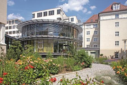 Schön Klinik München Schwabing: zertifizierte Fachklinik für Parkinson