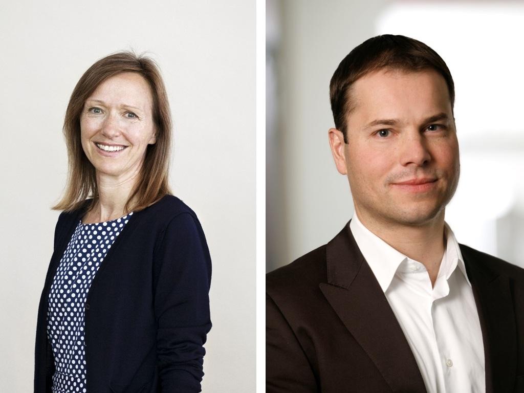 Chefärztin Dr. Silke Naab, Schön Klinik Roseneck, und Leitender Psychologe Dr. Tim Aalderink, Schön Klinik Bad Bramstedt