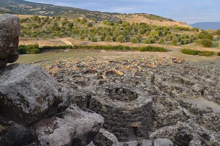 Nuraghe su Nuraxi, Barumini, UNESCO-Weltkulturerbe © Sardegna Turismo