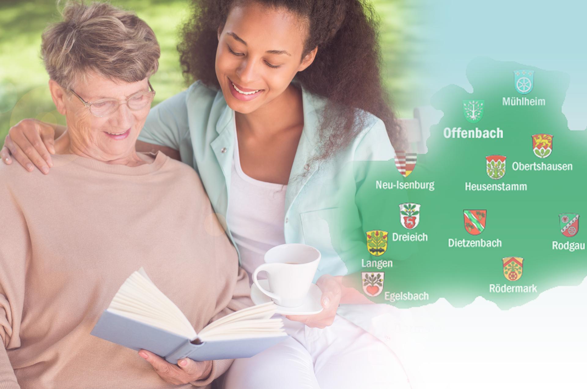 Pflegedienst PROMED Assista - Pflegedienste halten zusammen