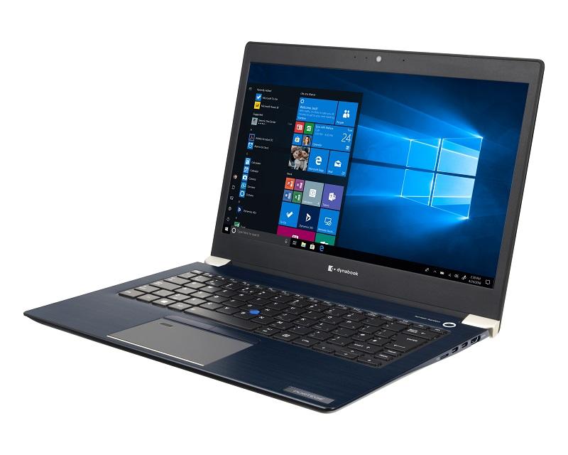 Secured-Core PCs: Die Portégé X30-F-Serie von dynabook