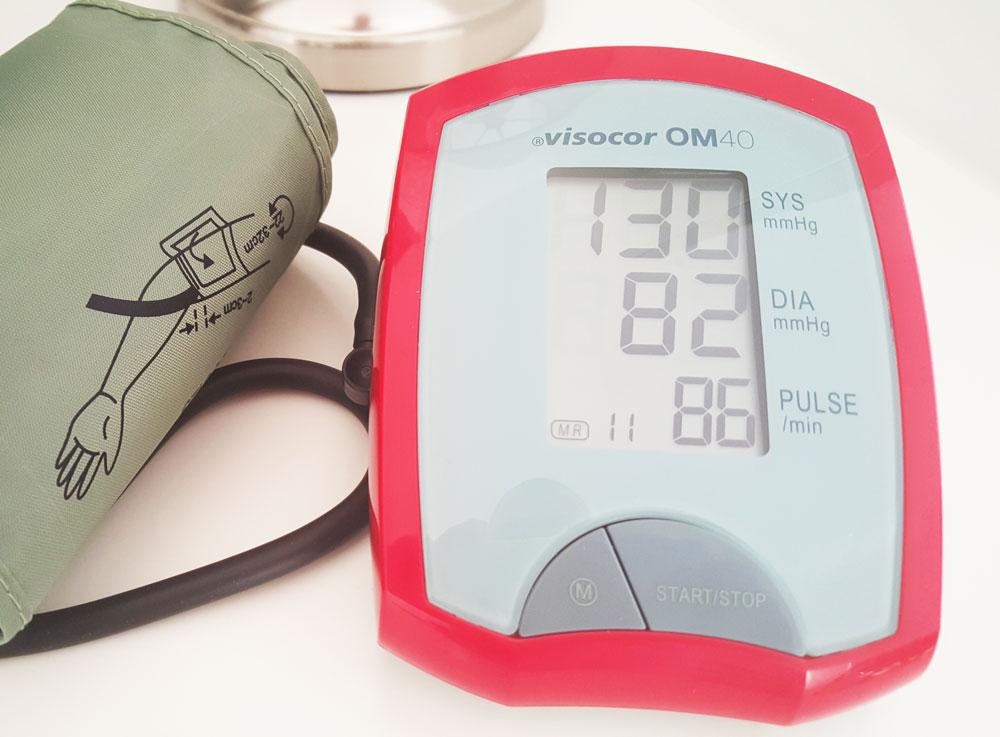 Blutdruck natürlich senken mit Nährstoffen aus Lebensmitteln