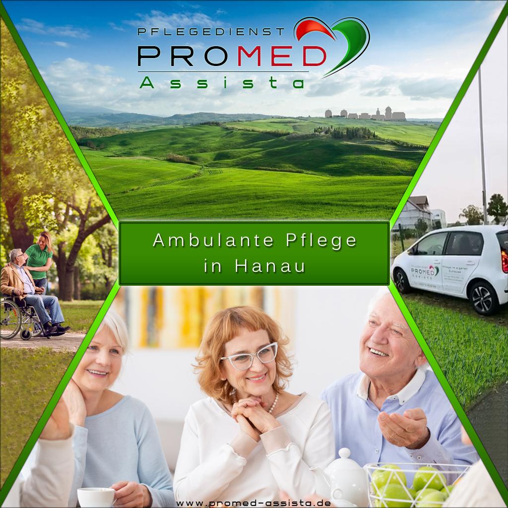 Pflegedienst PROMED Assista - Ambulante Pflege Hanau