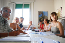 Italienischkurse für Senioren